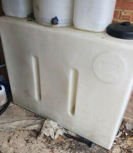 250L Baffled Water Tank