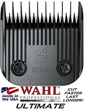 WAHL ULTIMATE COMPETITION Pet Grooming 4 SKIP BLADE*FitMost Oster,Andis Clipper