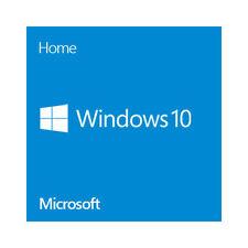 Microsoft Windows 10 Home DVD 64 Bit Operating System.