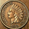 1863 USA INDIAN HEAD SMALL CENT - Excellent example!