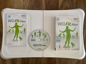 Wii Fit Plus inkl. Balance Board