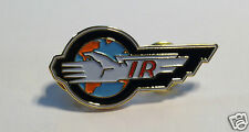 THUNDERBIRDS IR International Rescue Enamel PIN / GERRY ANDERSON TB1 TB2 TB3