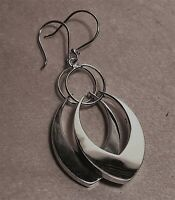 925 Taxco Mexico Dangling Sterling Silver Earring