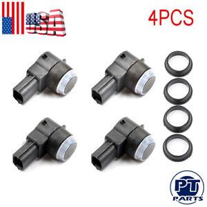 4pcs For GM Reverse Backup Parking Bumper Park Assist Object Sensor 15239247