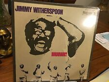 JIMMY WITHERSPOON LP  Hunh! Bluesway BLS-6040 US 1970 SEALED
