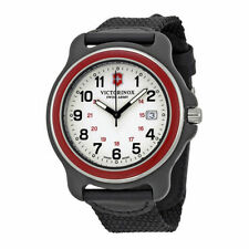 Victorinox Nylon Band Round Wristwatches