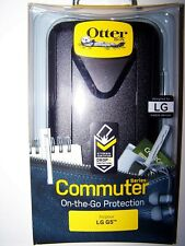OtterBox Commuter Series Case for LG G5 Black - NEW IN BOX