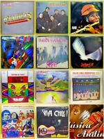 VINYL LP FOLKLORE ANDINO EDICION ECUADOR (VINILOS WORLD MUSIC FOLK SUDAMERICA)