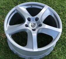 "PORSCHE CAYENNE 2005 -2010 Factory OEM Wheel 20x10 REAR Rim 67320 Silver 20"""