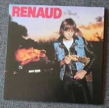 Renaud, ma gonzesse, CD pochette simple - cardsleeve