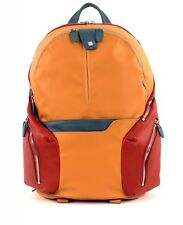 PIQUADRO Mochila Coleos Expandable Laptop Backpack Zafferando