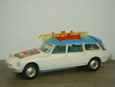 Citroen ID19 Grenoble Olympiade 1968 - Corgi Toys 499 England *46043