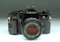 CANON A1 + FD 50/1,8