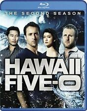Hawaii Five 0 The Second Season 5 Discs BLURAY