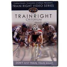 Carmichael Training Systems : Criterium ( DVD, 2004 )