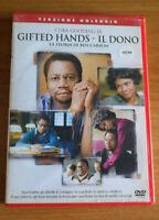 gifted hands il dono DVD usato FILM DI MEDICINA DOCUMENTARIO COMMEDIA CUBA SPAIN