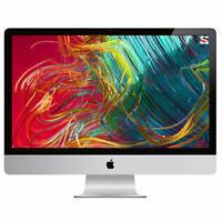 "Apple iMac 27"" Desktop i5 2.7GHz 32GB 2TB - Grade A / Warranty !!"