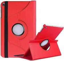 Funda Samsung Galaxy Tab A7 2020 (10,4) Roja Tablet GIRATORIA 360º + Protector