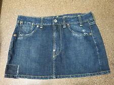Women G Star short  skirt Denim size S