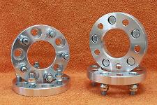 4 Separadores de Rueda 20mm 5x114.3 5x4.5 MITSUBISHI Raider Space Gear