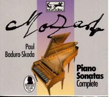Mozart: Sonate Per Pianoforte Complete / Paul Badura-Skoda - CD