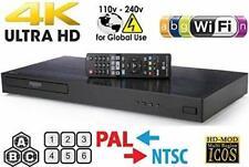 LG UBKM9 UBK90 refurbished Region Free Blu Ray Player 4k UHD HDR10 Dolby Vision
