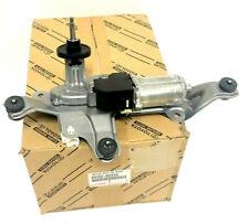 GENUINE For Toyota LC PRADO 85130-60220 MOTOR ASSY REAR WIPER 2003-2009 OEM