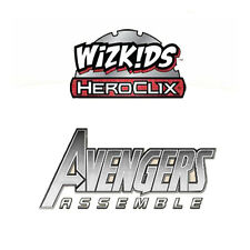 HEROCLIX AVENGERS ASSEMBLE Whirlwind 030 Moonstone 031a  (Masters of Evil)