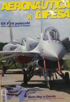 AERONAUTICA E DIFESA N.283 F16 POLACCHI