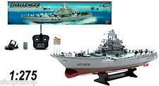 """RC Remote Control 30"""" HT-2878 Warship Challenger Boat NEW"""