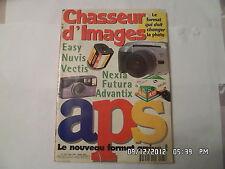 CHASSEUR D'IMAGES N°181 MARS 1996 LE NUMERIQUE NOUVEAU FORMAT PHOTO SPORT    D25