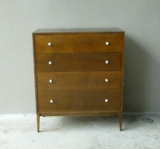 EARLY EXCELLENT DESIGN MID CENTURY PAUL MCCOBB 4 DRAWER CHEST