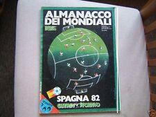 GUERIN SPORTIVO=ALMANACCO DEI MONDIALI=SPAGNA 82=DISCO AZZURRO DEL MUNDIAL 82