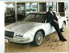Beckett Authenticated WALTER PAYTON SIGNED Buick car promo 8x10 AUTO Autograph