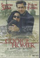 Dvd **CODICE HOMER** con Sharon Stone Rupert Everett nuovo 2004