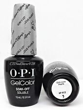 Gelcolor by OPI Soak-off GEL Lacquer Nail Polish - I Have a Herring Problem / GC H58
