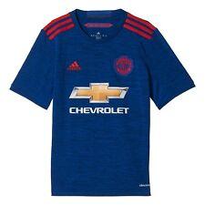 Camisetas de fútbol de clubes internacionales de manga corta adidas talla S