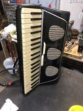 Vintage Galanti Accordion 41 Key (no Case) And New Handmade Strips