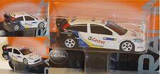 Majorette 212084008 Ford Focus WRC (Nr. 201A) weiß Castrol / MICHELIN 7 ca. 1:57