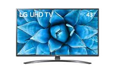 """Televisore TV LG 43"""" 43UN74003LB SMART LED ULTRA HD 4K HDR Piede Centrale Nero"""