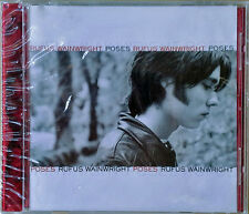 RUFUS WAINWRIGHT - POSES - DREAMWORKS - 2001 CD - STILL SEALED