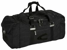 Camel Active Journey Travel Bag Reisetasche Schultertasche Black Schwarz Herren