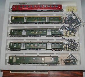 Liliput 877 8, Reisezugwagenset der SBB OVP