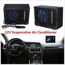 12V Portable Car Truck Cooler Cooling Fan Water Ice Evaporative Air Conditioner