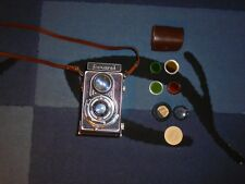 FLEXARET MEOPTA WITH CASE AND FILTERS - MADE IN CZECHOSLOVAKIA
