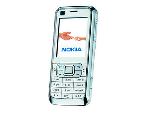 Originele ontgrendeld Nokia 6120 classic symbian os v9.2 mobiele telefoon 2.0 in