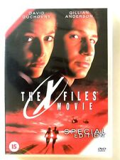 67513 DVD - The X Files Movie [NEW / SEALED]  2000  00079DVD