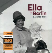 SEALED NEW LP Ella Fitzgerald - Ella In Berlin