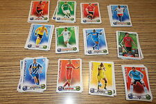 Trading Cards Menge  Fussball Karten Sammlung Deutsch Bundesliga 13 Vereine