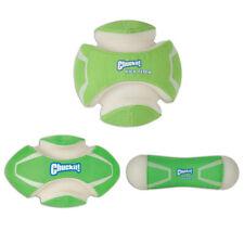 Brand New Chuckit!-Max Glow-Kick-Fumble-Tumble Bumper-Dog Toys Play Outdoor